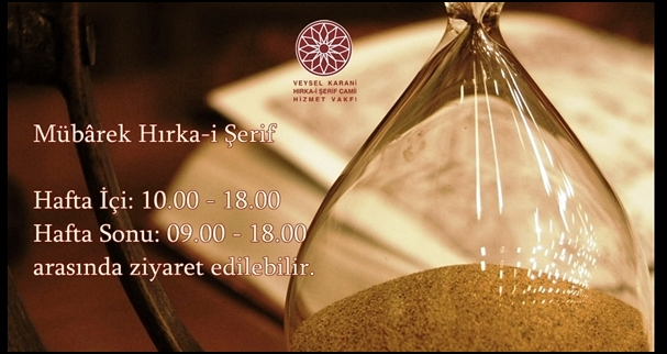 HAFTA İÇİ: 10.00 - 18.00 HAFTA SONU: 09.00 - 18.00 arası ziyaret edilebilir.