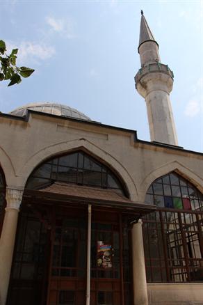 Damat Öküz Mehmet Paşa Camii